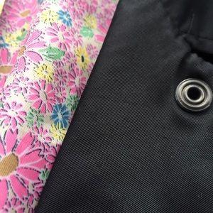 Classic Michael Kors Black Trench Coat